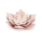 kit-creation-fleurs-en-papier-rose-poudre-mariage-anniversaire