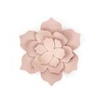 fleur-papier-rose-diy-deco-table-mariage