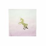 serviette-jetable-papier-anniversaire-licorne