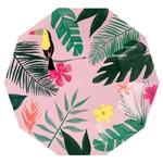 assiette-jetable-carton-imprime-tropical-meri-meri