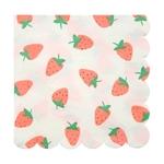 serviette-jetable-papier-imprime-fraise-meri-meri