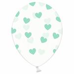 ballon-latex-transparent-imprime-coeur-vert-menthe