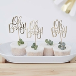 cake-toppers-baby-shower-oh-baby-doré-ginger-ray