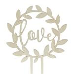 cake-topper-en-bois-mariage-love-ginger-ray