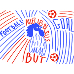 set-de-table-anniversaire-foot-coupe-du-monde-allez-les-bleus-sweet-party-day