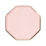 petite-assiette-jetable-en-carton-rose-pastel-de-forme-octogonale-meri-meri