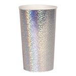 gobelet-jetable-carton-holographique-argent-meri-meri
