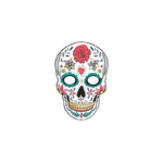 masque-calavera-blanc-dia-de-los-muertos-anniversaire-coco-sweet-party-day