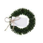 porte-nom-couronne-noel-ginger-ray
