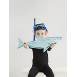 assiette-carton-requin-table-anniversaire-theme-mer-meri-meri