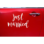 sticker-voiture-just-married-deco-mariage