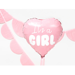 ballon-baby-shower-fille-coeur