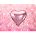 ballon-mylar-rose
