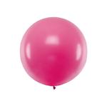 ballon-geant-fushia