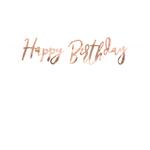 banderole-anniversaire-rose-gold