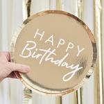 assiette-or-happy-birthday