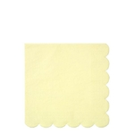 serviette-papier-jaune