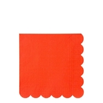 serviette-papier-rouge