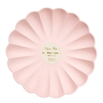 assiette-compostable-rose