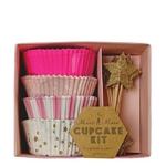 kit-cupkake-etoile-rose