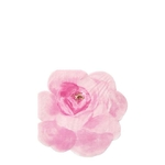 serviette-papier-rose-rose