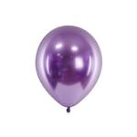ballon-violet-chrome