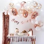 arche-de-ballon-rose-gold