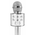 bouton-micor-karaoke-argent