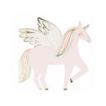 serviette-papier-licorne-volante