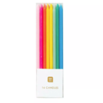 bougie-multicolores