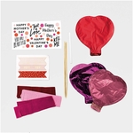 cake-topper-coeur-rouge-rose-diy