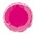 ballon-mylar-rond-fuchsia