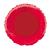 ballon-mylar-rond-rouge