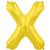 ballon-lettre-x-alu-dore