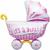 ballon-mylar-poussette-fille