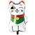 ballon-chat-blanc