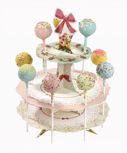 Comment Presenter Des Cake Pop