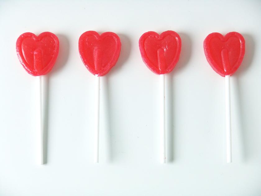 Sucette Coeur Mariage Anniversaire Bonbon Pas Cher Achat