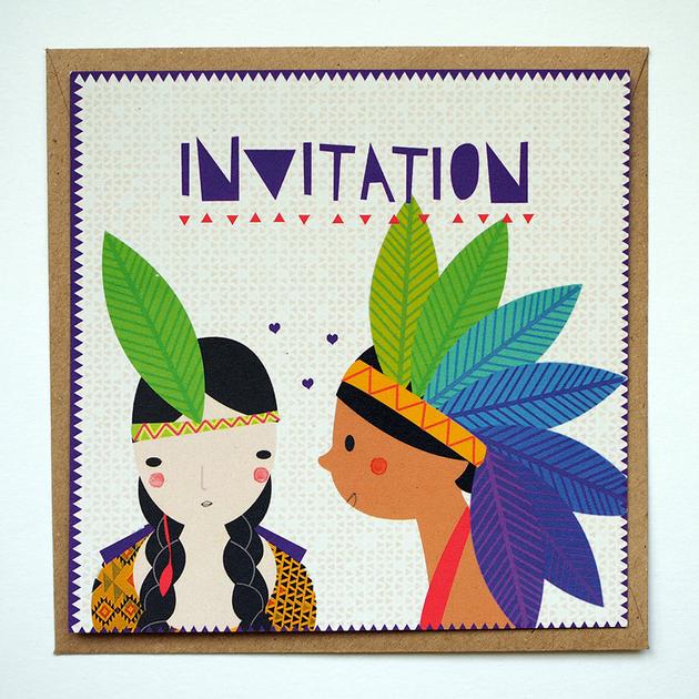 Cartons D Invitation Anniversaire