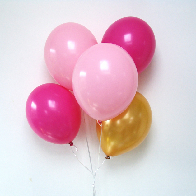 ballon anniversaire bebe