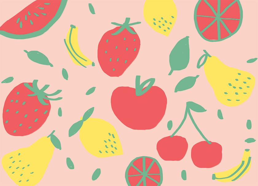 kit anniversaire enfant th me fruit sweet party day. Black Bedroom Furniture Sets. Home Design Ideas