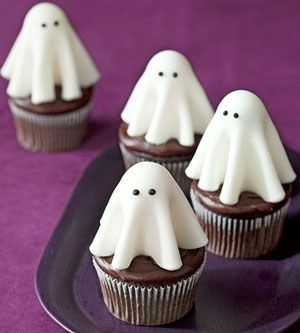 cupcakes-fantome-halloween