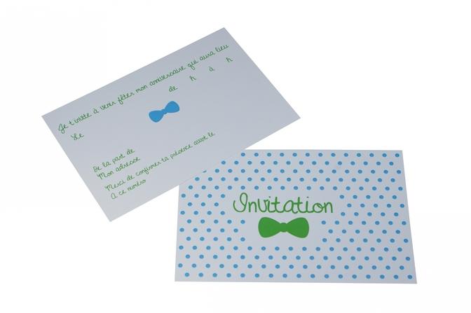 Fantastic Les cartes d'invitation pour anniversaire - Organiser un  FQ96