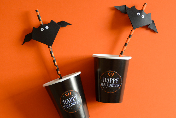 Idee halloween diy d co facile a faire soi meme fait for Decoration pas cher pour maison