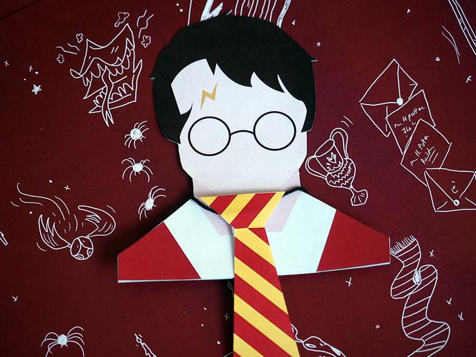 Idees Pour Organiser Un Anniversaire Harry Potter Sweet Party Day