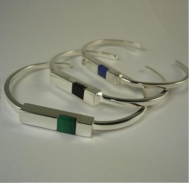 Bracelet BR642 plaqué argent