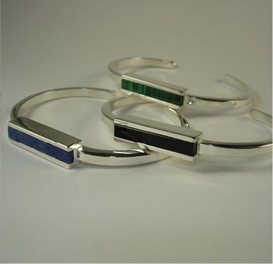 Bracelet BR3000 plaqué argent
