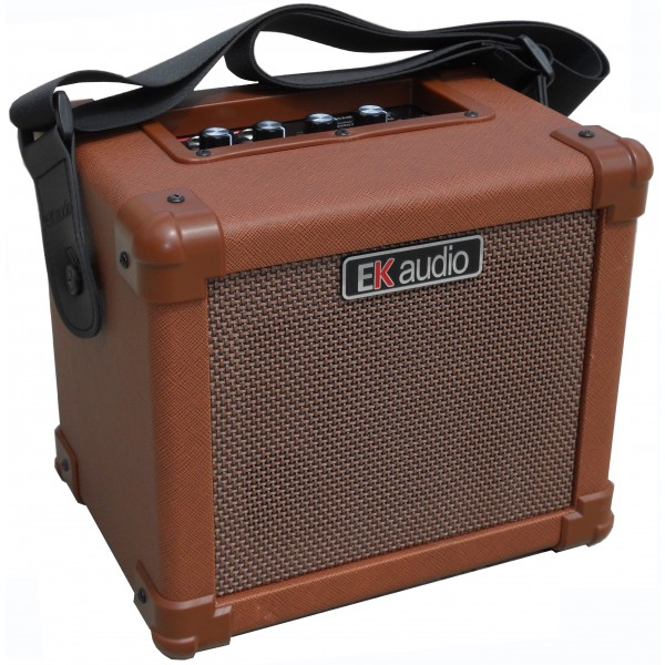 AMPLI GUITARE Portable Rechargeable EK Audio AG10AM avec USB
