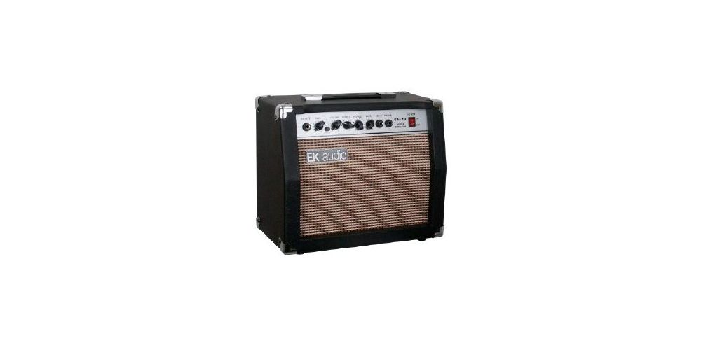 Amplificateur Guitare Electrique 20W EK Audio GA20