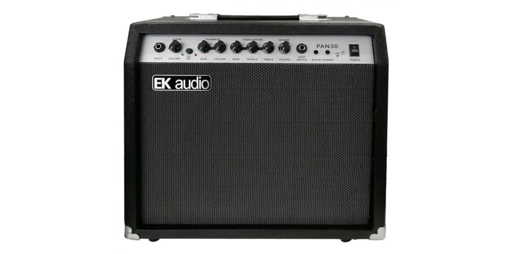 Ampli Guitare électrique EK audio PAN 30